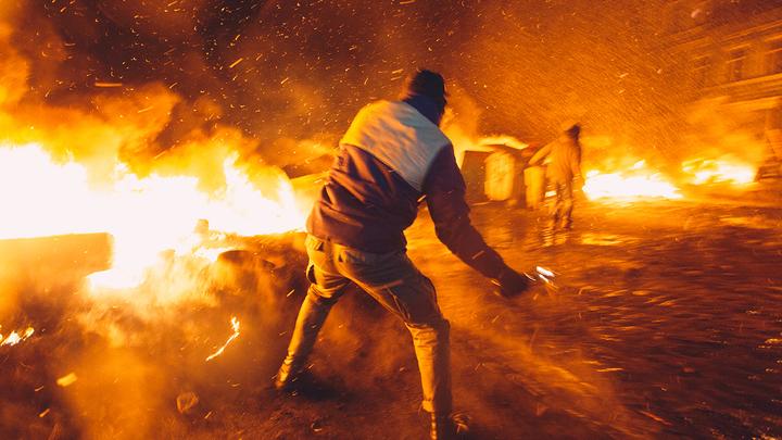 Украинская агентура провоцирует беспорядки в Луганске