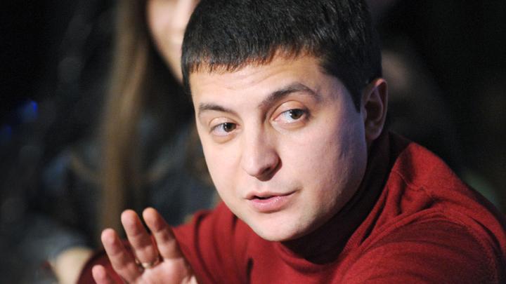 Украинский бумеранг шоумена Зеленского
