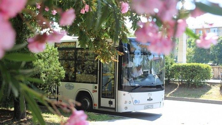 В Сочи изменится маршрут автобуса №18
