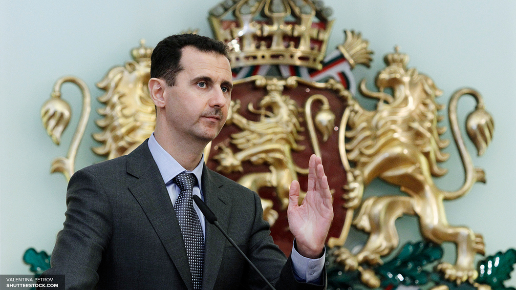 Асад: наЗападе пробуют утаить роль СССР впобеде над фашизмом