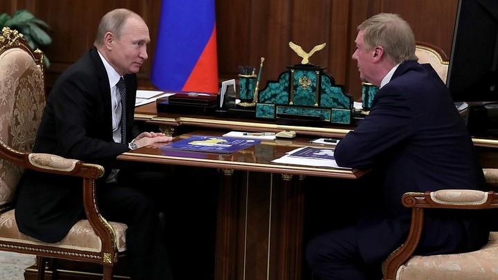 Чубайс остаётся в обойме? В Кремле высказались о новом назначении