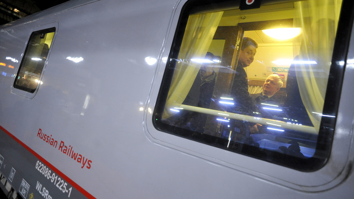 Из-за забастовки во Франции РЖД меняет график движения поезда Москва - Париж