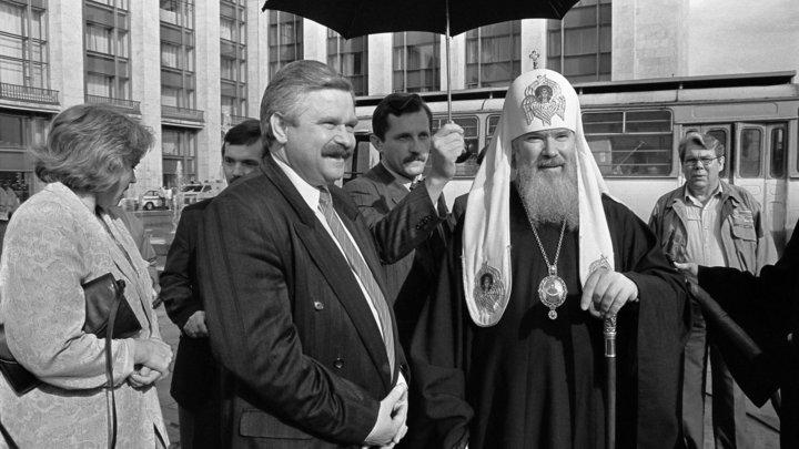 Руцкой потребовал привлечь к ответственности Горбачева, Чубайса и Шахрая