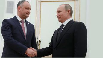 Молдавия отказывается от евроинтеграции ради России?