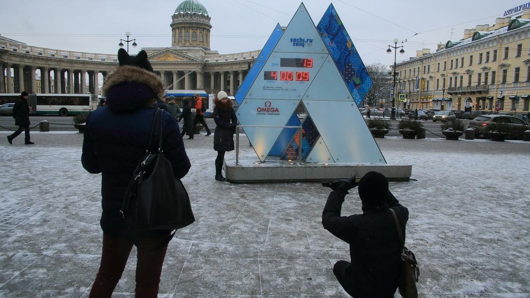 Администрация Санкт-Петербурга намерена ввести курортный сбор для туристов