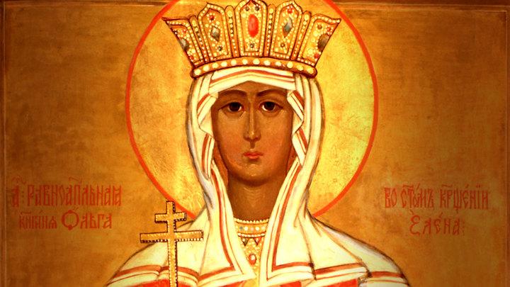 Равноапостольная великая княгиня Ольга. Православный календарь на 24 июля