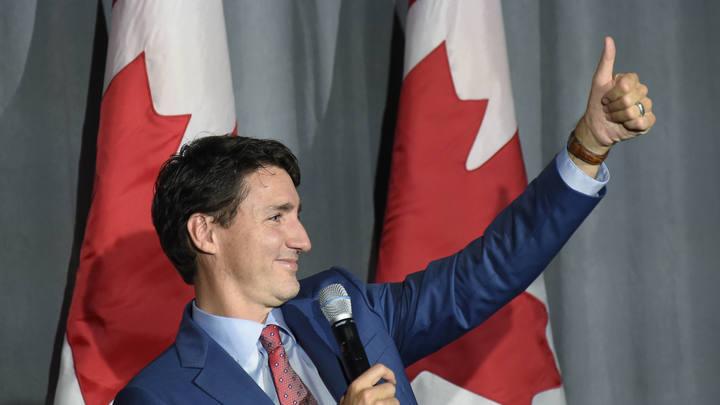 Трюдо сдержал слово: В Канаде легализовали марихуану