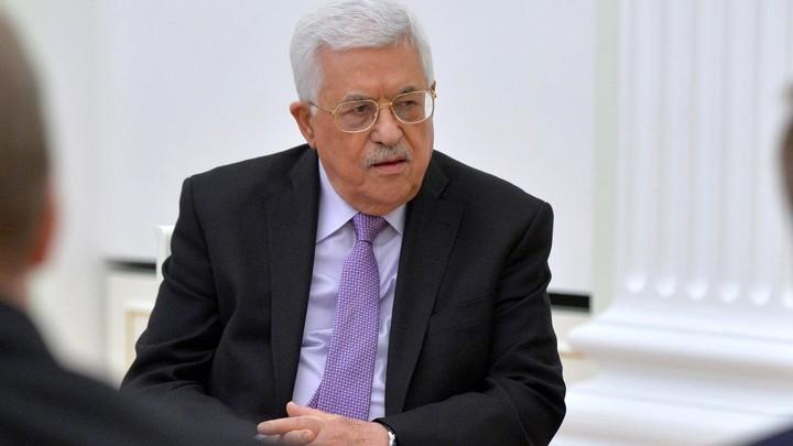 Аббас обратился к Путину: Россия должна быть вместе снами