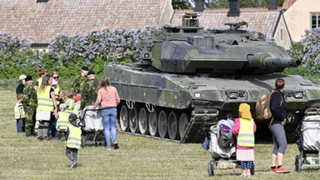 Швеция выпустила инструкции наслучай войны