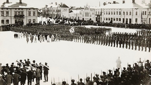 Нож в спину империи: 31 декабря 1917 года Россия и Финляндия перестали быть единым государством