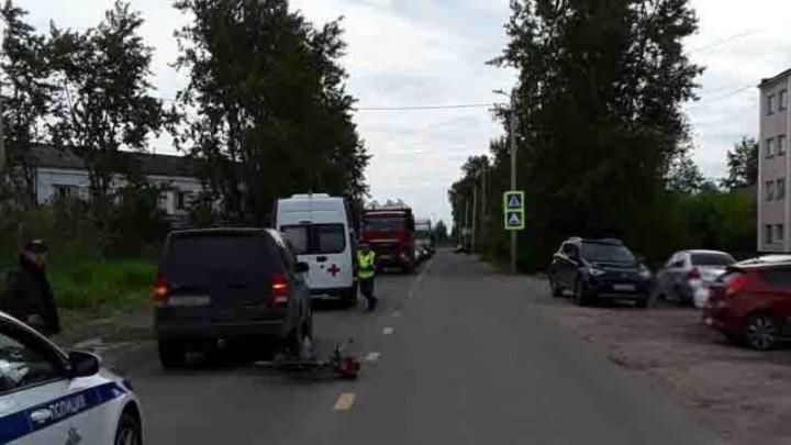 В Иванове в ДТП пострадал 67-летний велосипедист