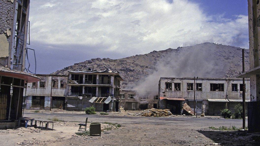 При авиаударе пошколе вАфганистане пострадали трое детей