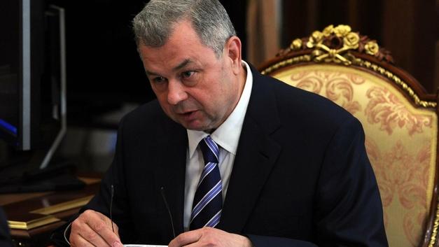 Губернатор Калужской области об архимандрите Венедикте: Он не чурался никакой работы