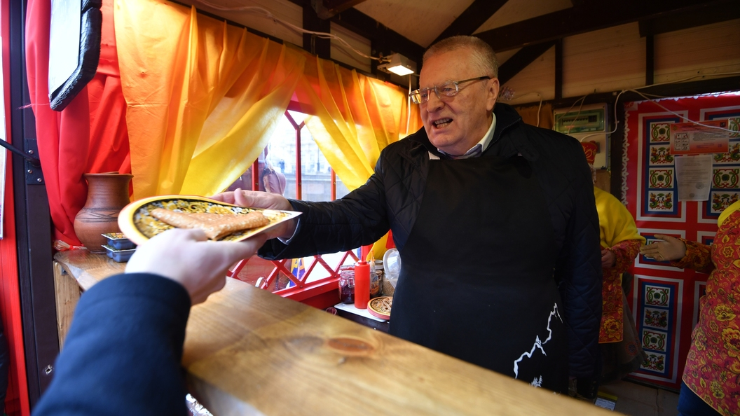 Жириновский не хочет уходить из Госдумы до конца жизни