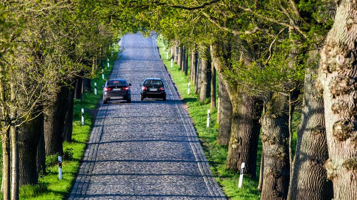 В России появятся специальные дороги для беспилотников