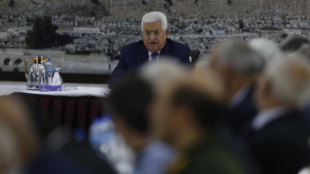 Палестинского лидера Махмуда Аббаса отправили наобследование