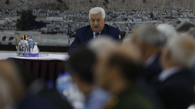 Палестинского лидера Махмуда Аббаса отправили на обследование
