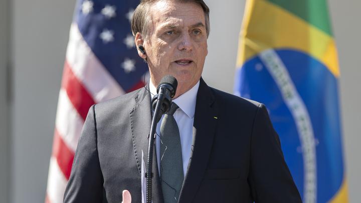 Президент Бразилии заявил о готовности вторгнуться в Венесуэлу вместе с США