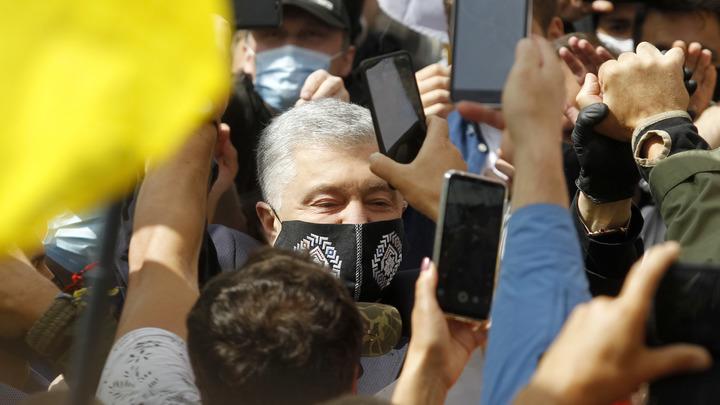 Порошенко идёт на Киев? Депутат, предложивший канонизировать Флойда, огорошил новой сенсацией