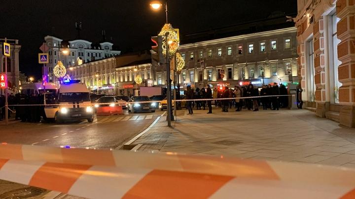 Невидимая рука подвела: Подполковник ФСБ рассказал, кто может стоять за нападением стрелка на Лубянке