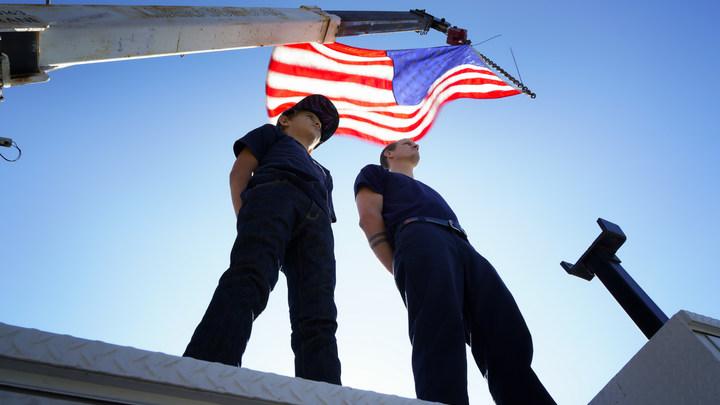 Конгресс собирается нашить на флаг США еще одну звездочку