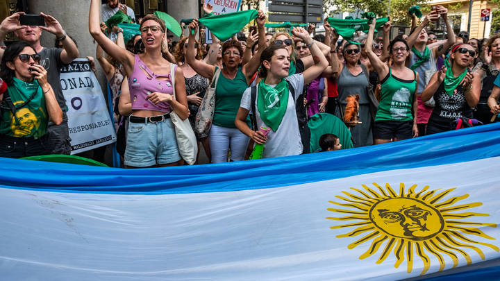 Аргентина зафиксировала «важный сигнал» взоне поиска подлодки «Сан-Хуан»