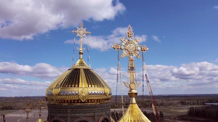 Патриарх Кирилл стал настоятелем главного храма Вооружённых сил