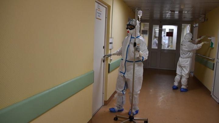 Более 400 человек умерли от коронавируса в Новосибирской области