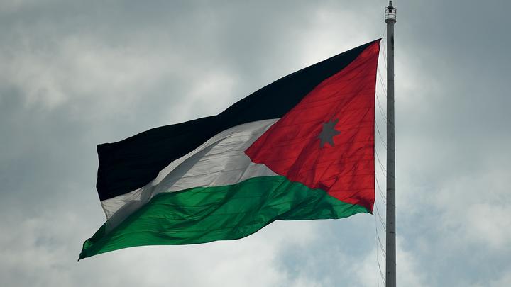 Иордания решила освободиться от границ с Сирией