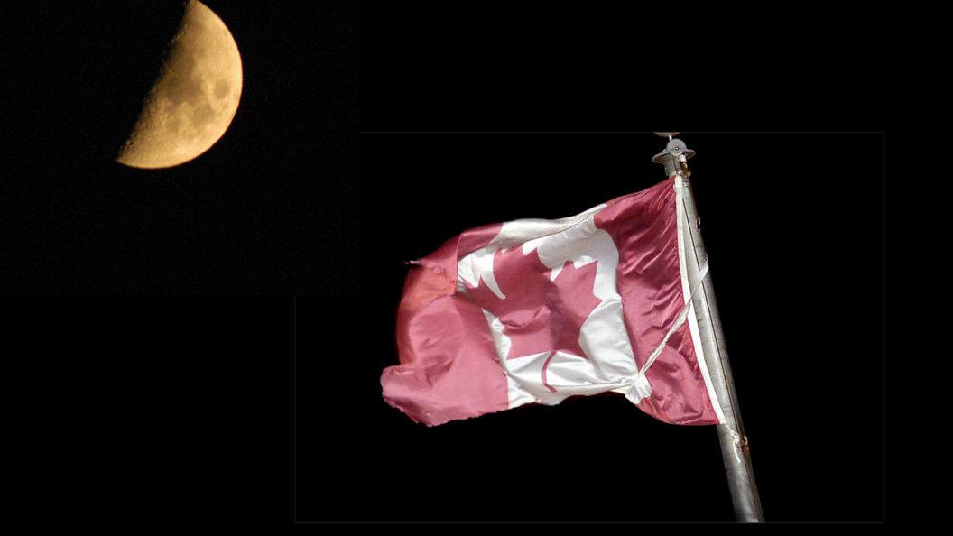 ВКанаде 40 человек пострадали в итоге крупного ДТП