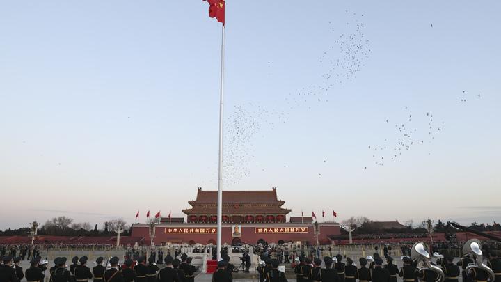 Минобороны Китая: Вслучае войны Китайская республика  иСША мир ожидает  трагедия