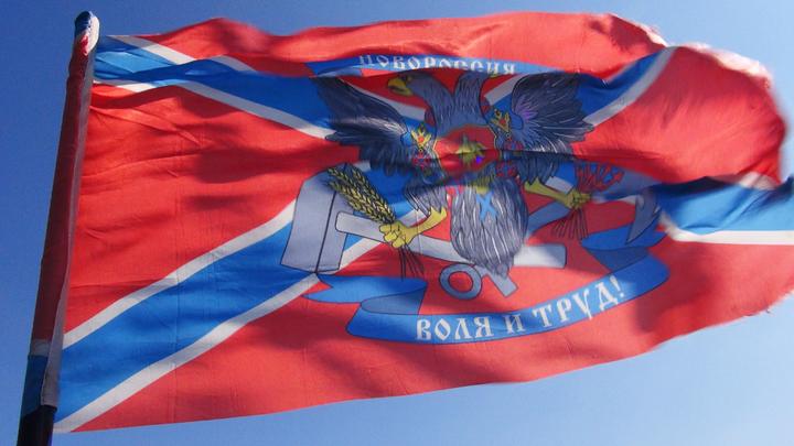 Возвращение Новороссии