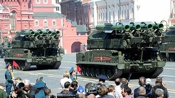 Где в Москве увидеть главные хиты парада на Красной площади: С-400, «Панцирь» и «Тайфун»