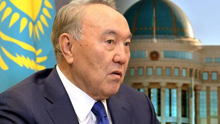 Назарбаев ушёл в Дэн Сяопины