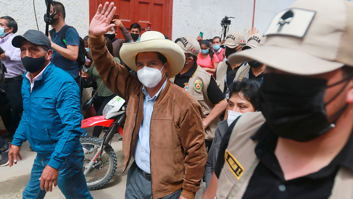 Итоги выборов президента в Перу