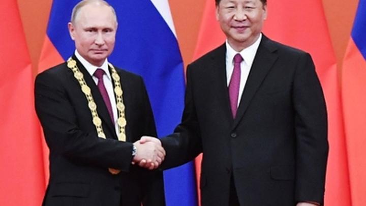 Основано на доверии: Путин указал на ключевой фактор отношений между Россией и Китаем