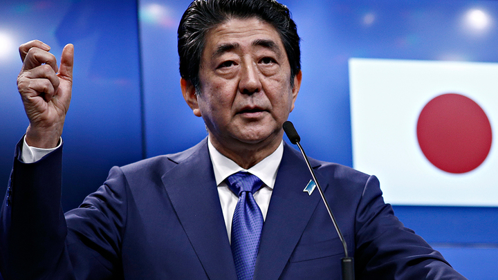 О чем мечтает Абэ