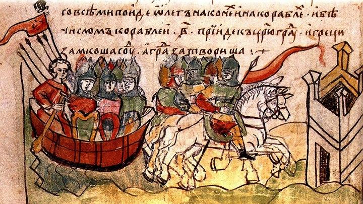 Поход на Царьград: Истинный день рождения русской армии