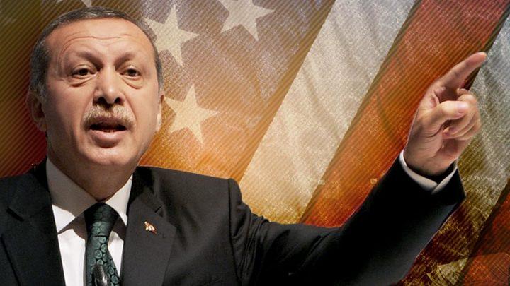 Эрдоган гоняет американский спецназ по сирийской пустыне