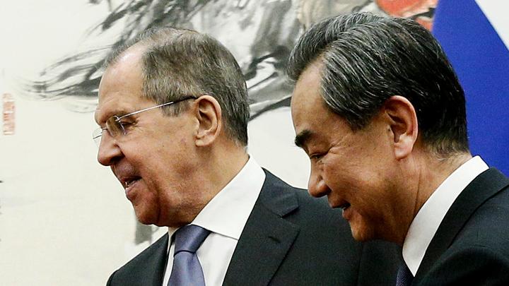 Лавров в Пекине: Россия и Китай защитят мир от американской агрессии