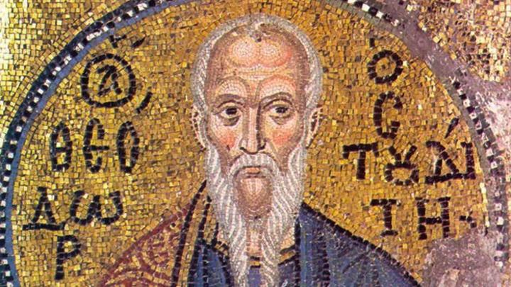 Преподобный Феодор Студит. Православный календарь на 24 ноября