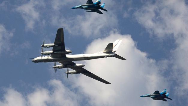 Южная Корея попросила Россию не допускать новых вторжений бомбардировщиков в зону ПВО