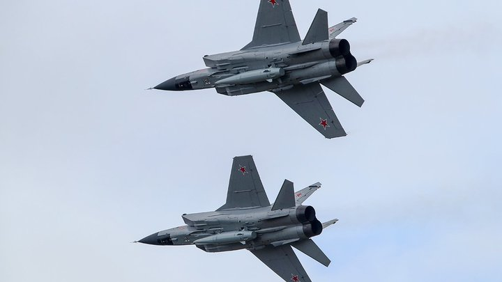 Дебют Кинжалов намечен на 9 Мая: Минобороны раскрыло состав праздничного авиапарада