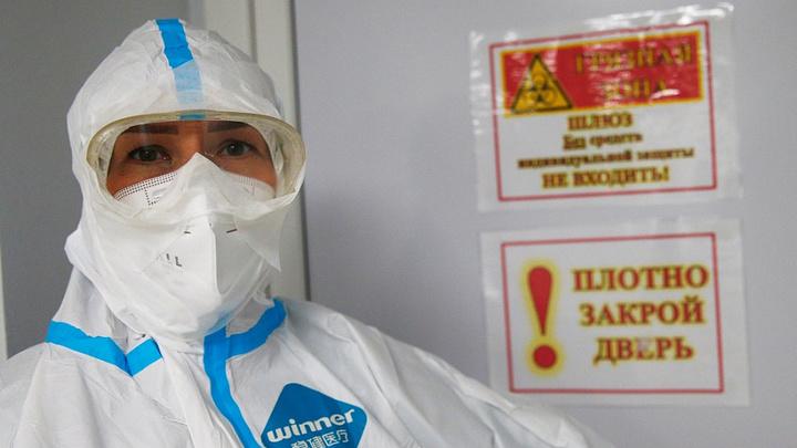 Коронавирус в Краснодарском крае на 14 ноября: зафиксировано девять очагов распространения COVID-19