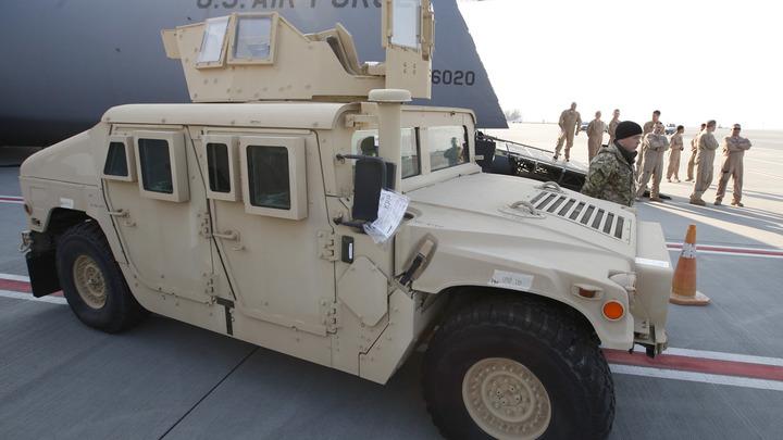 24 бронеавтомобиля Хамви авансом: США вооружает Косово без решения Ассамблеи