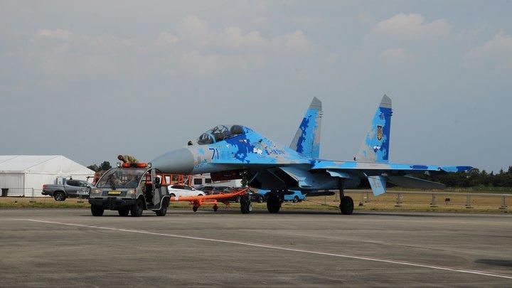 Не выжил никто: При крушении Су-27 погибли американский и украинский пилоты