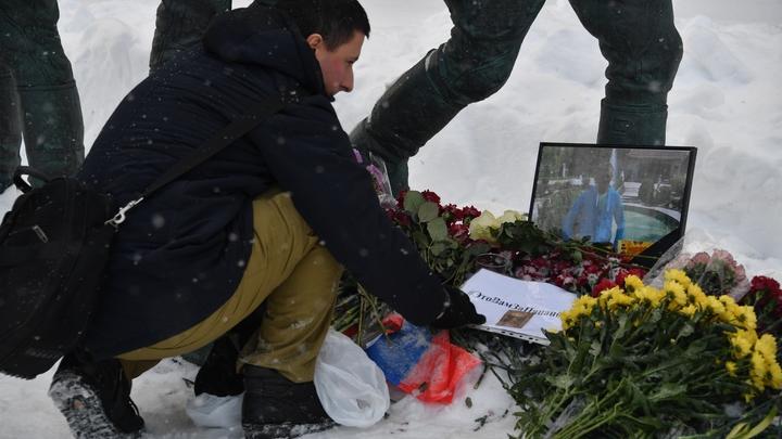 От России и пацанов!: В Сирии отдали дань памяти лётчику Филипову на месте его последнего боя