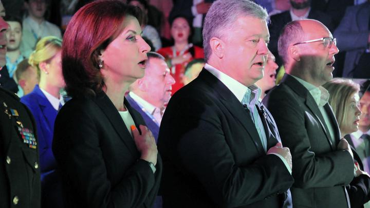 Война в Донбассе - комедия? Как жена Порошенко не устояла перед Котиком с горящими глазами