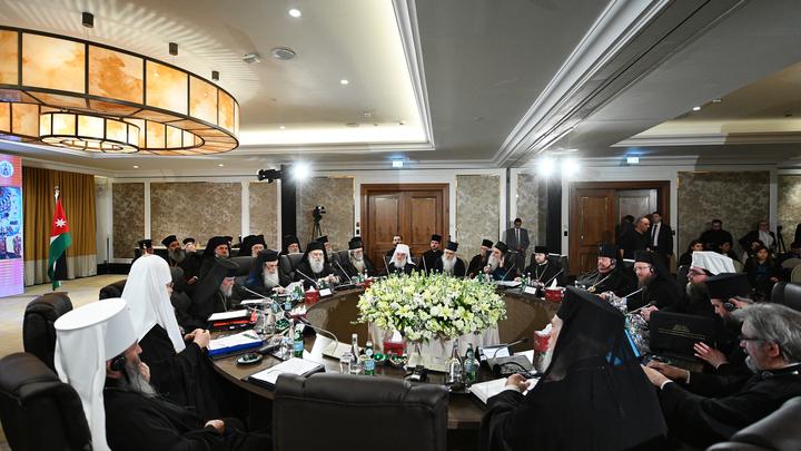 Призвать наших братьев по вере: Малофеев об исторической значимости встречи в Аммане, которая сможет остановить церковный раскол