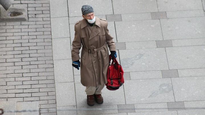 Во Владимирской области снова продлили самоизоляцию для жителей 65+